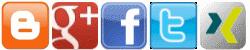 Logos Social Media